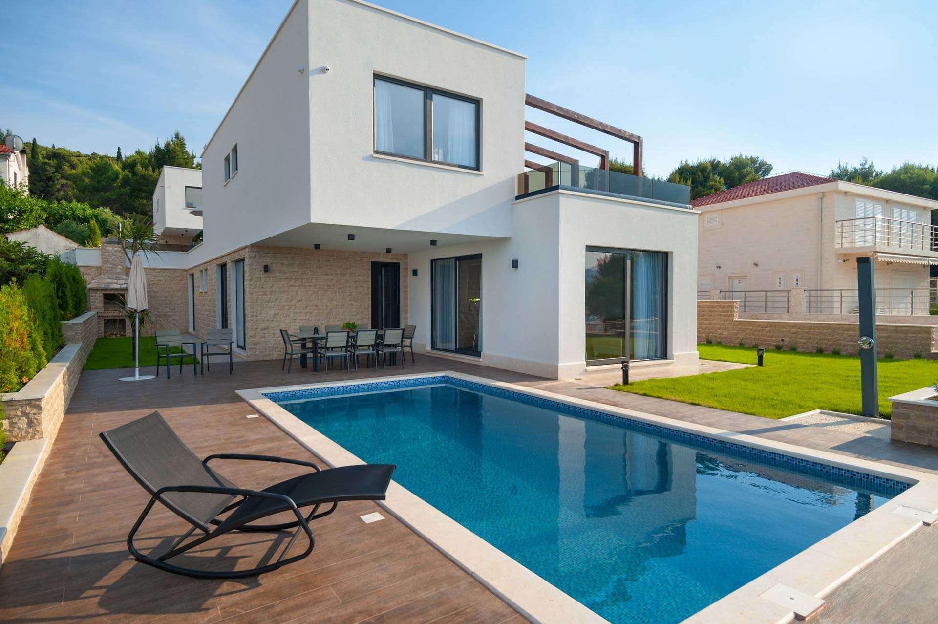 Luxury vacation rentals europe - Croatia - Dalmatia - Trogir - Trogir Twins 1 - Image 1/47