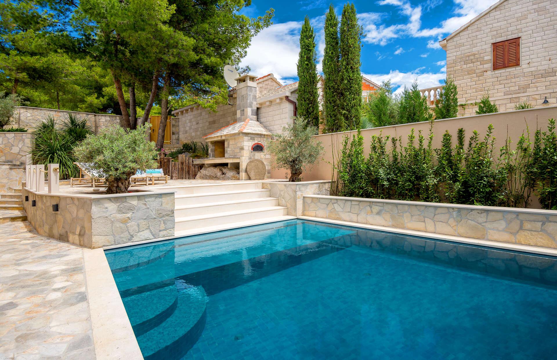 Luxury vacation rentals europe - Croatia - Br ac - Sumartin - Boho - Image 1/35