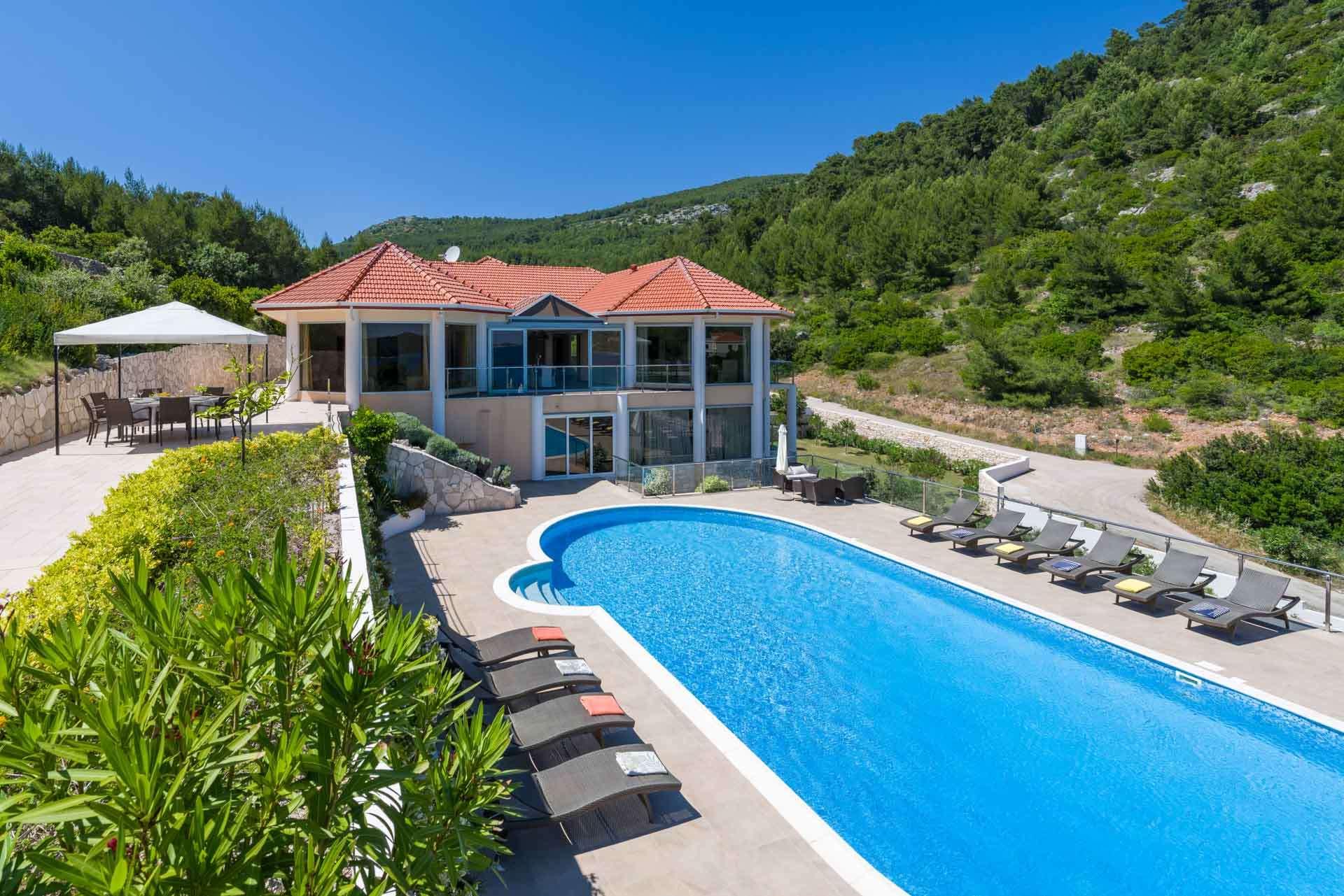 Luxury vacation rentals europe - Croatia - Korcula island - Karbuni - Essenza Zaglav - Image 1/64