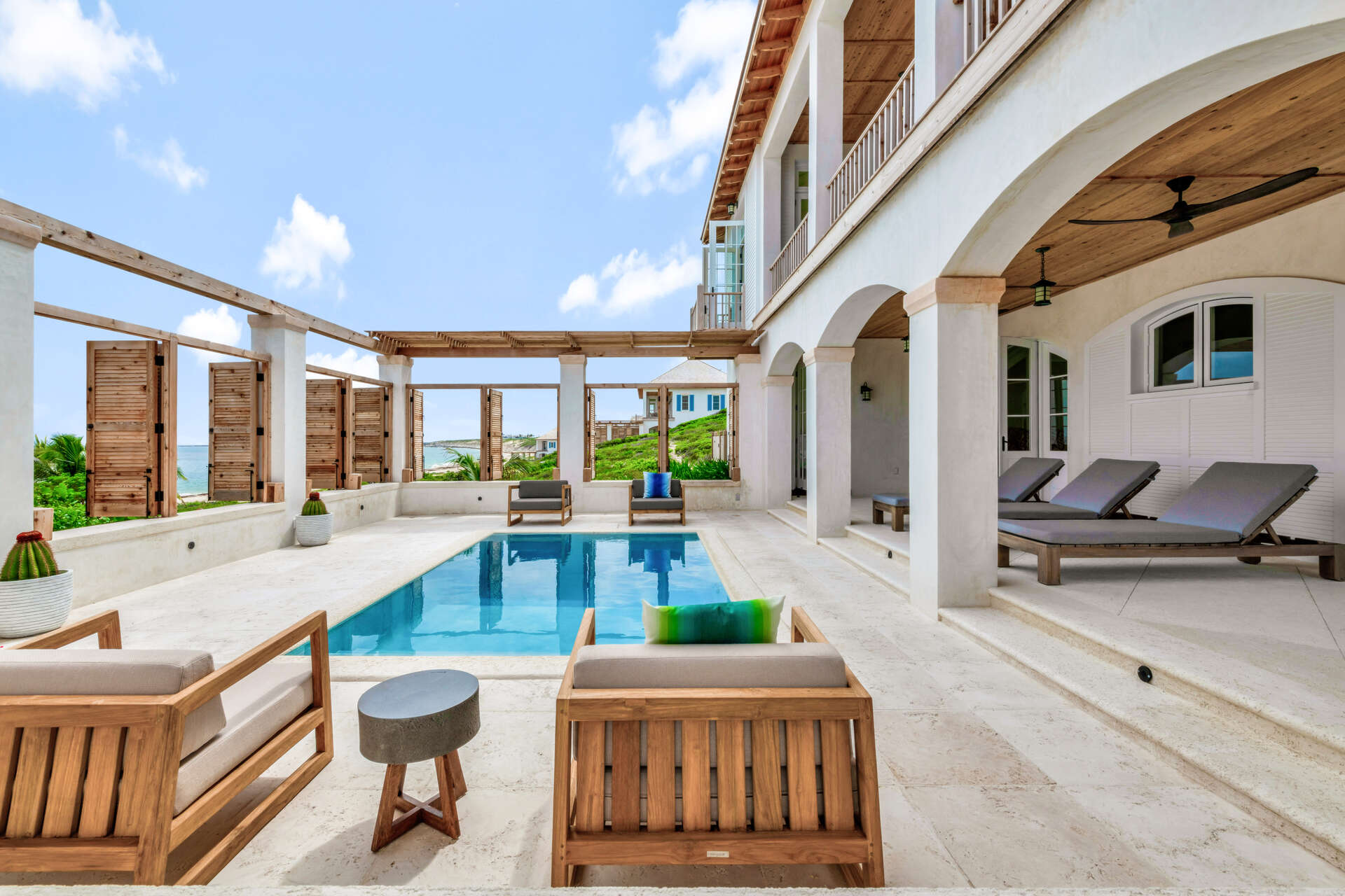 Luxury villa rentals caribbean - Turks and caicos - Ambergris cay - No location 4 - Villa 385 | 3 Bedroom - Image 1/30