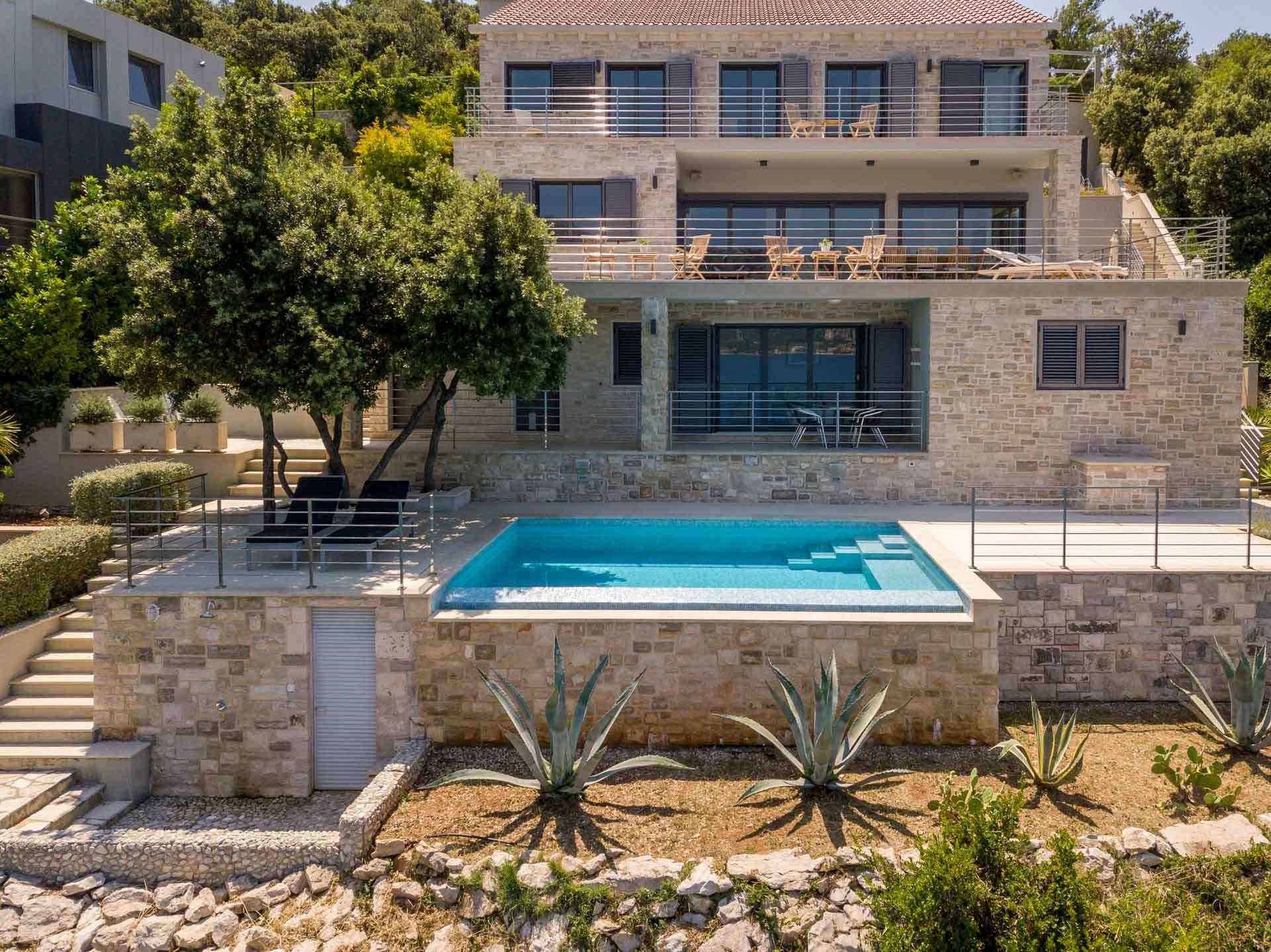 Luxury vacation rentals europe - Croatia - Korcula island - Zrnovska banja - Marinero - Image 1/45
