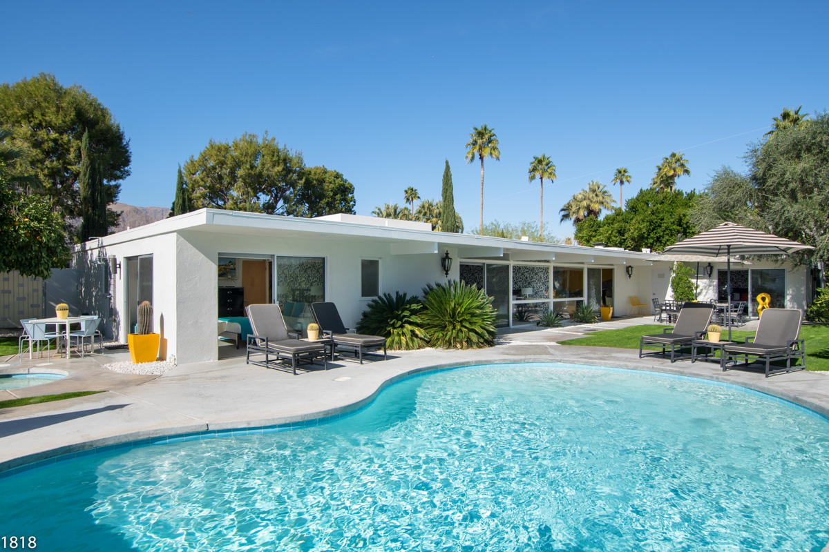 Luxury vacation rentals usa - California - Palm springs - Villa Moda - Image 1/25