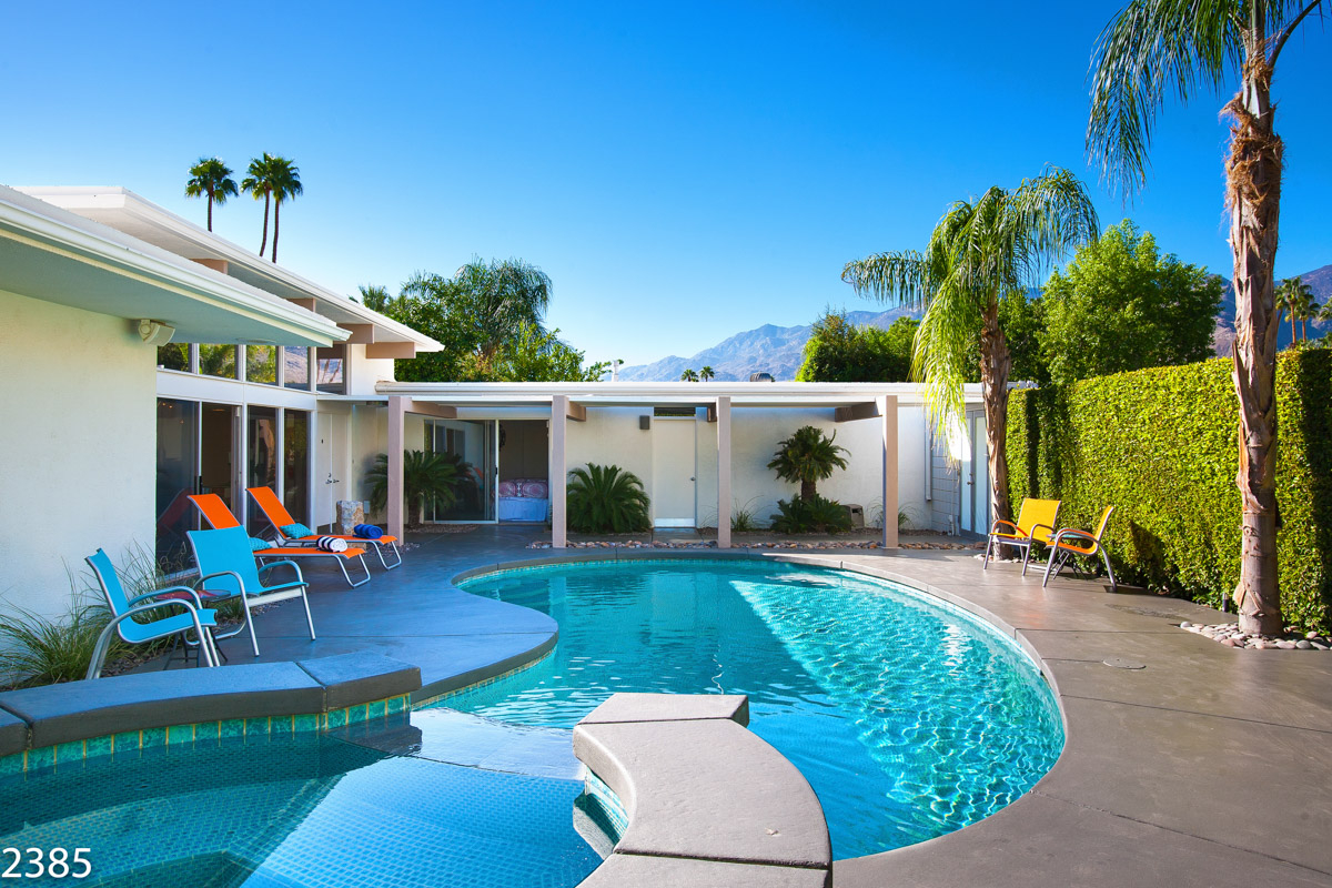 Luxury vacation rentals usa - California - Palm springs - No location 4 - Collins Hideaway - Image 1/29