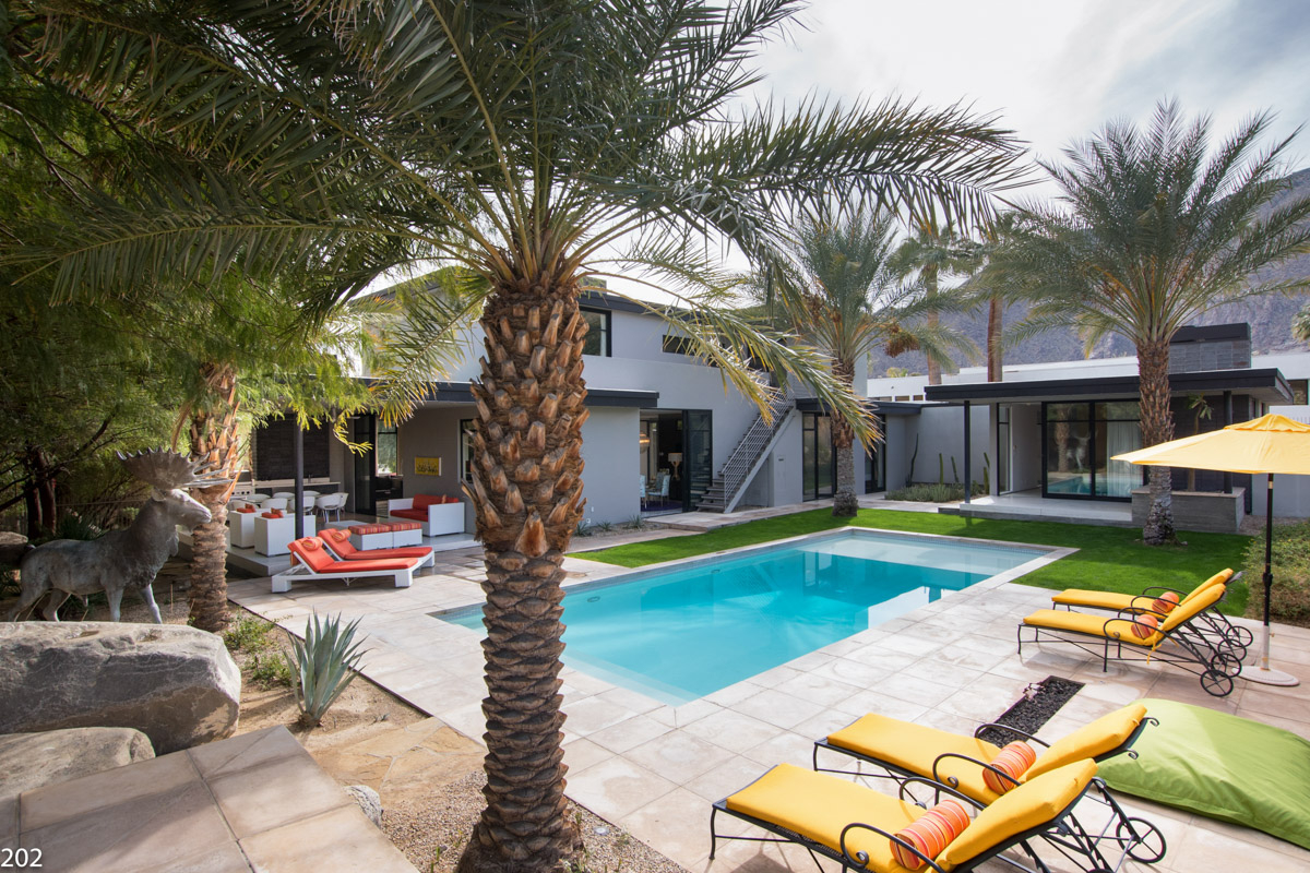 Luxury vacation rentals usa - California - Palm springs - Kir Royale - Image 1/23