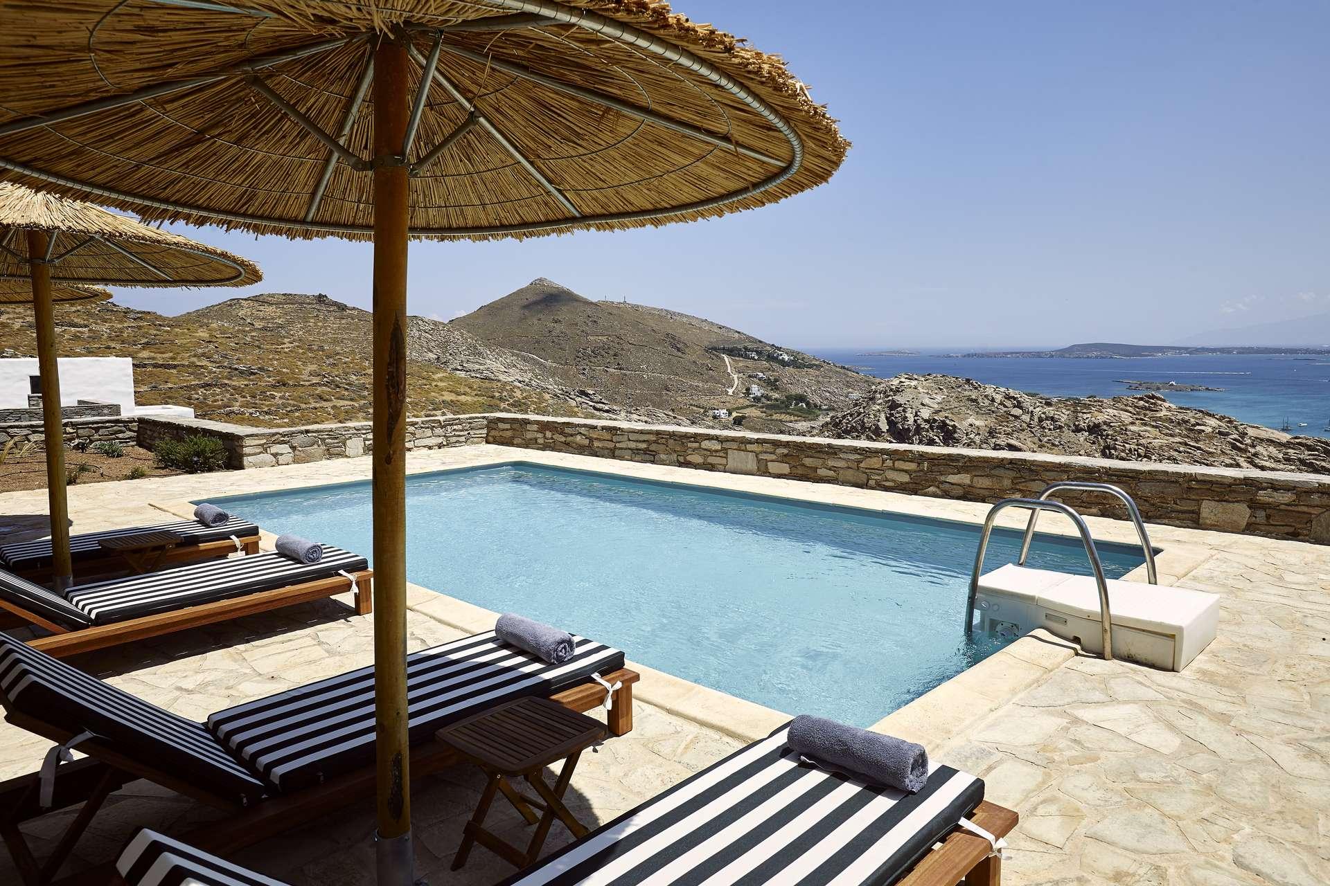 Luxury vacation rentals europe - Greece - Par os - Kolympithres - Navy - Image 1/8