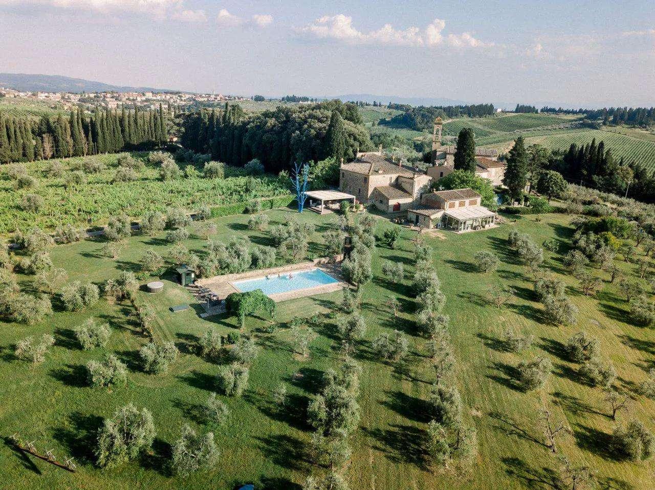 - Castellare de' Sernigi - Image 1/35