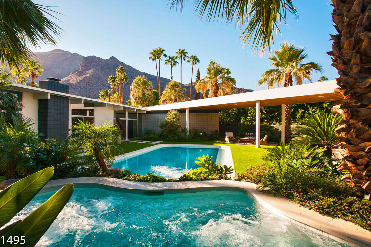 Luxury vacation rentals usa - California - Palm springs - No location 4 - Modern Oasis - Image 1/17