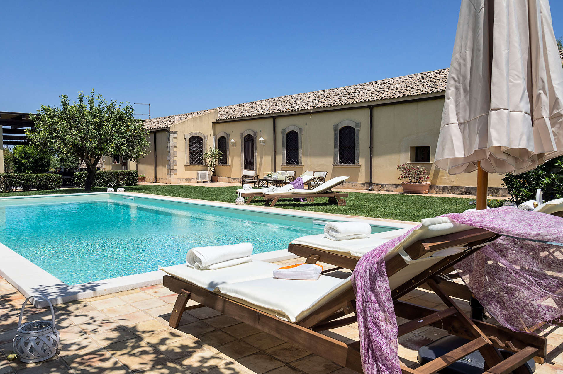 Luxury vacation rentals europe - Italy - Sicily - Siracusa - Don Salvatore - Image 1/37