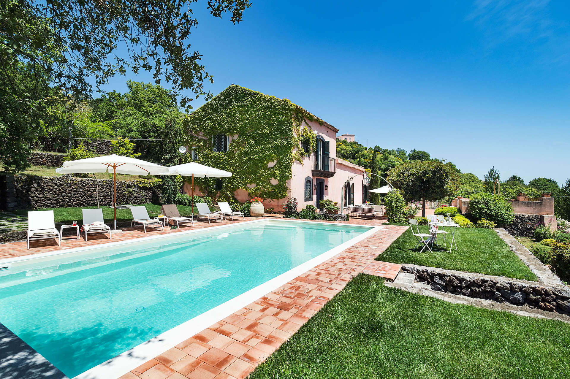 Luxury vacation rentals europe - Italy - Sicily - Monte ilice - La Capinera - Image 1/41