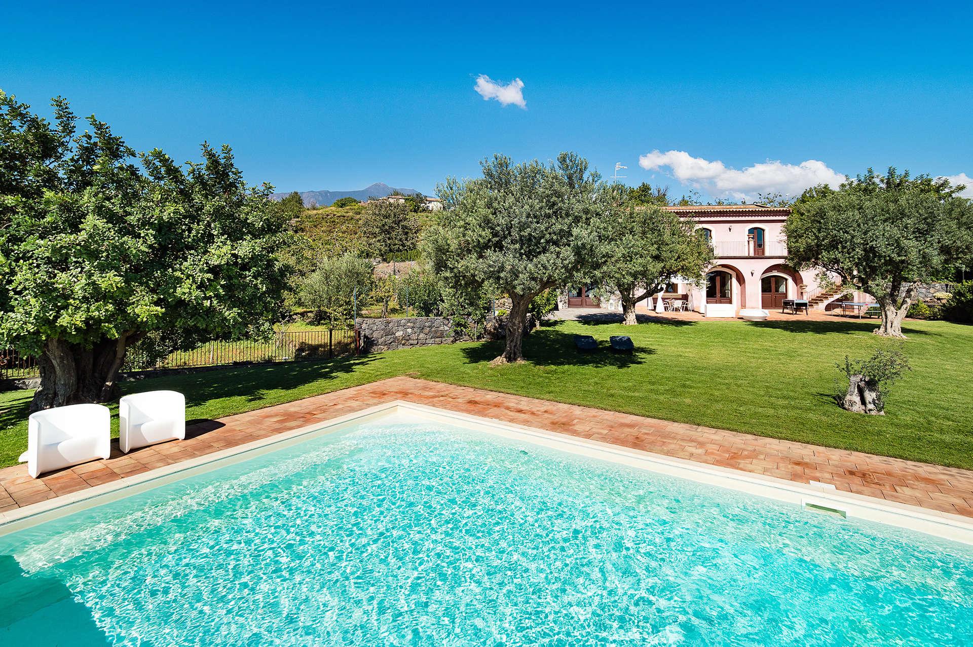 Luxury vacation rentals europe - Italy - Sicily - Milo - Mila - Image 1/53