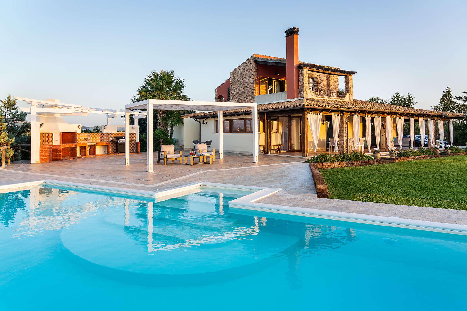 Luxury vacation rentals europe - Italy - Sicily - Trapani - Villa Cielo - Image 1/49