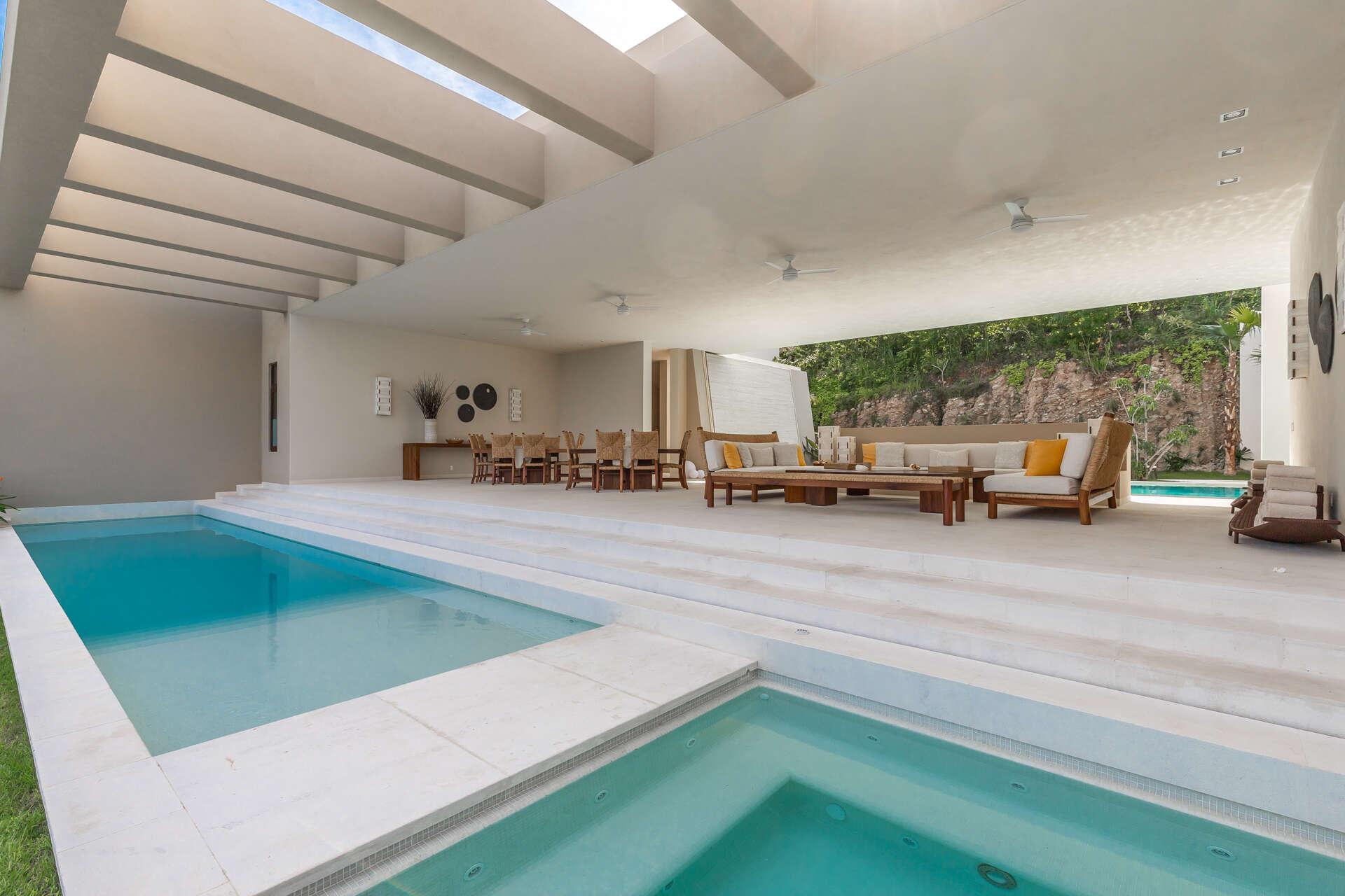 Luxury vacation rentals mexico - Punta mita - Kupuri estates - No location 4 - Kupuri 37 - Image 1/41