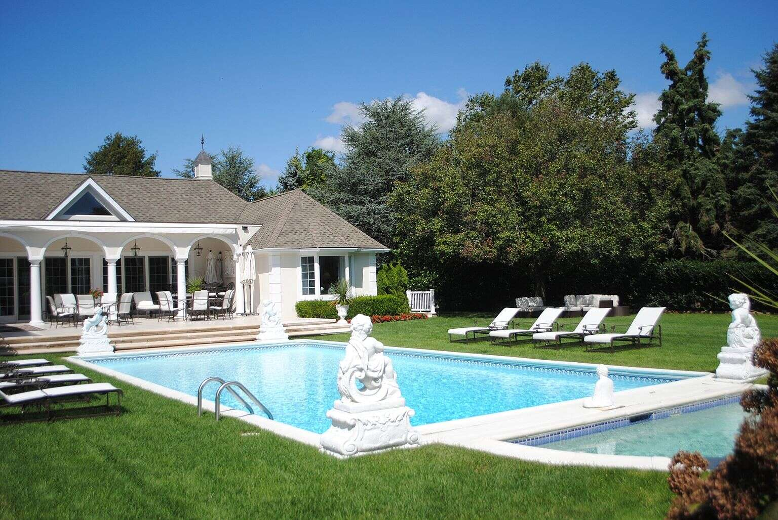 Luxury vacation rentals usa - New york - Hamptons - Southampton - Villa Halsey Farm - Image 1/17
