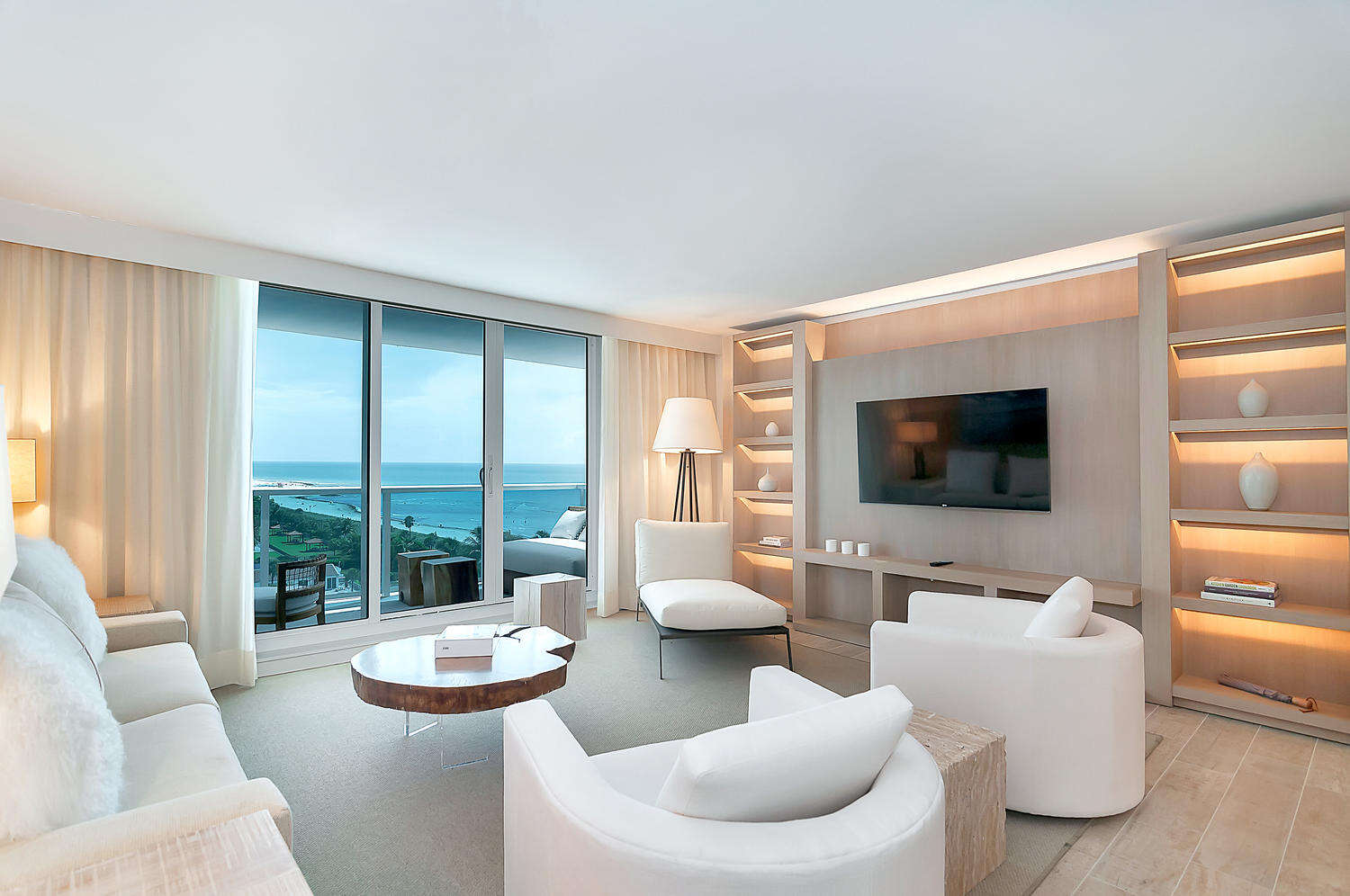 Luxury vacation rentals usa - Florida - Miami beach - Eco hotel southbeach - #919 | 3 BDM Oceanfront - Image 1/27