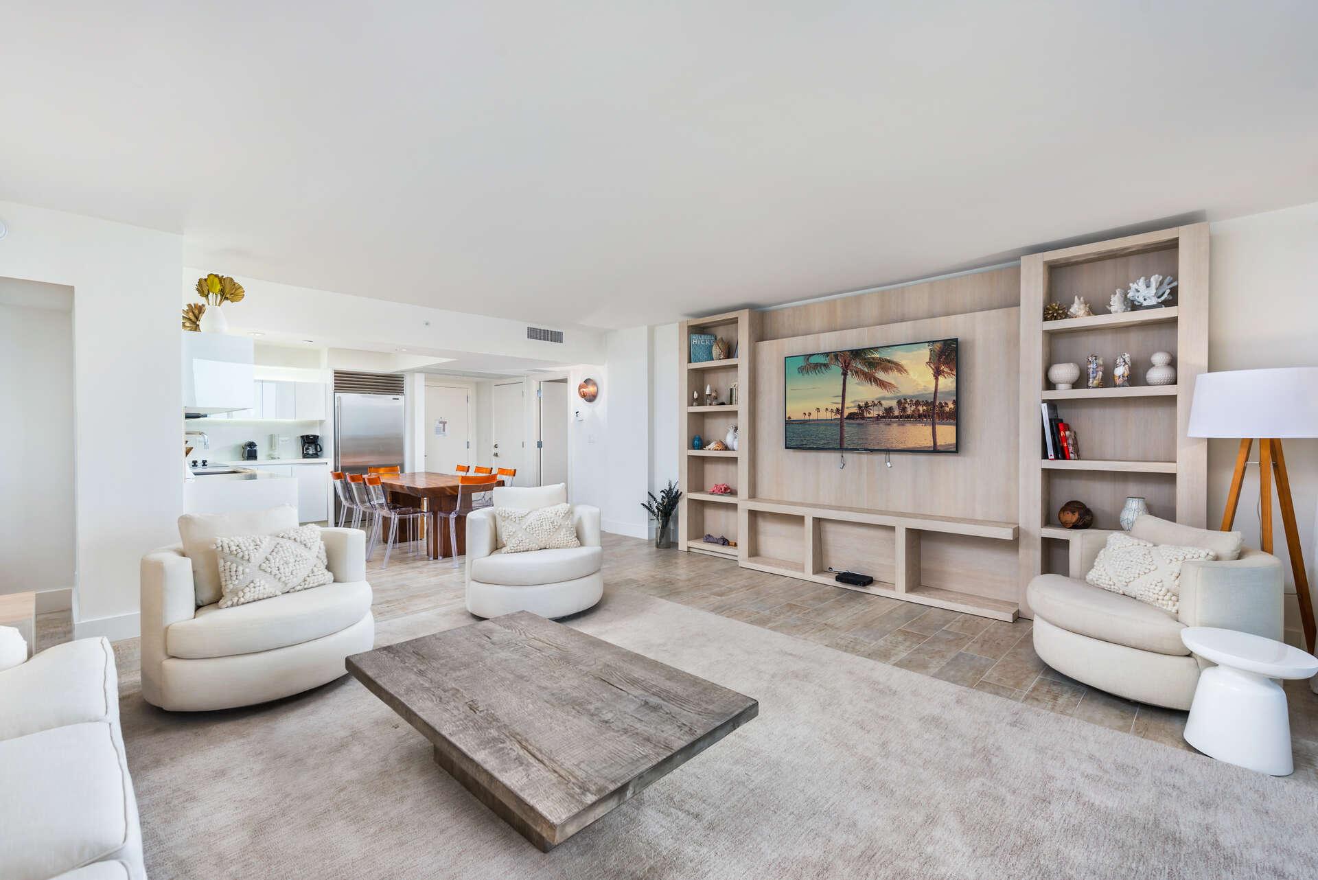 Luxury vacation rentals usa - Florida - Miami beach - Eco hotel southbeach - #1122 | 2 BDM Oceanfront - Image 1/28