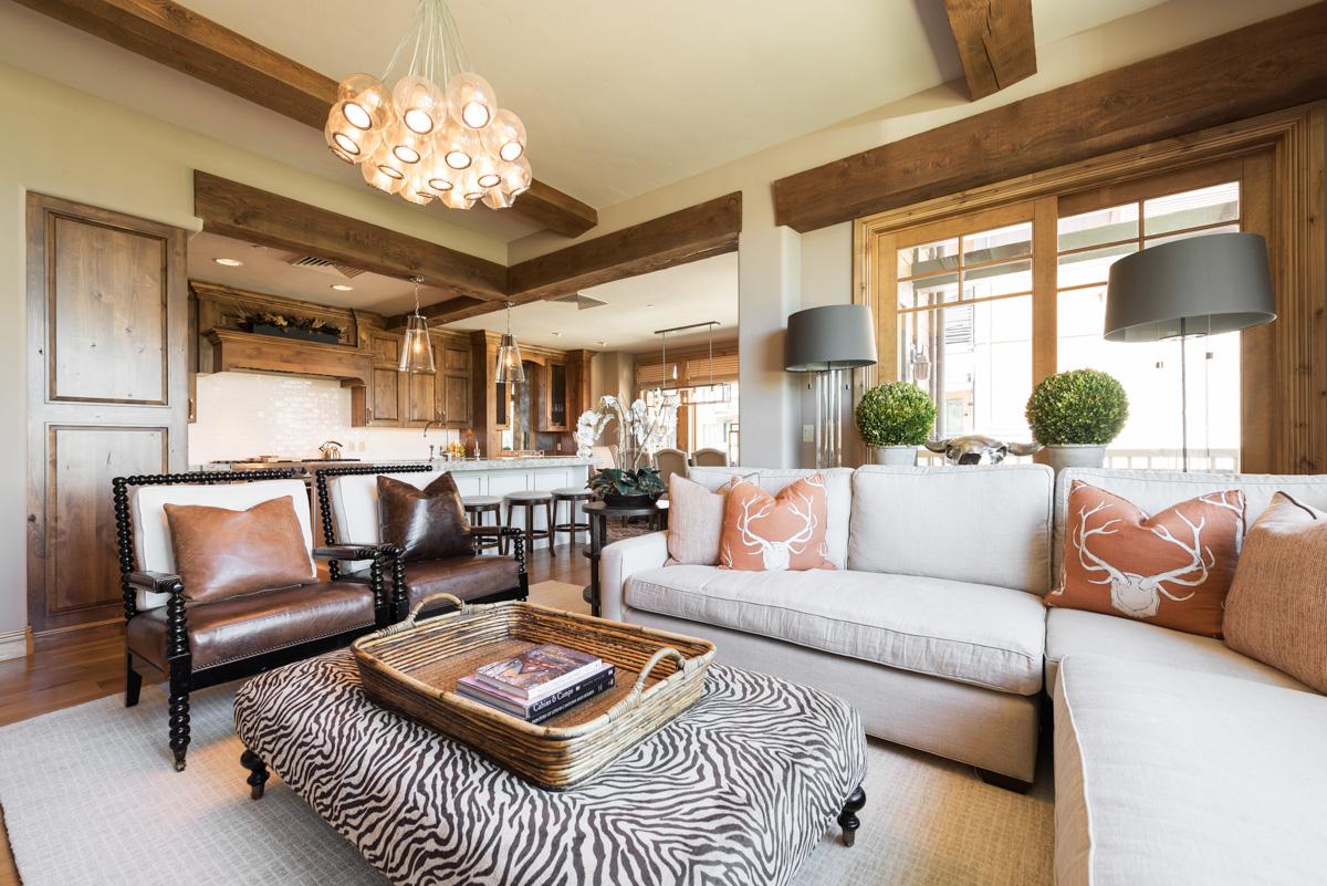 Luxury vacation rentals usa - Utah - Deer valleyresort - Silver strike at empire pass - #402 | 4 BDM - Image 1/23