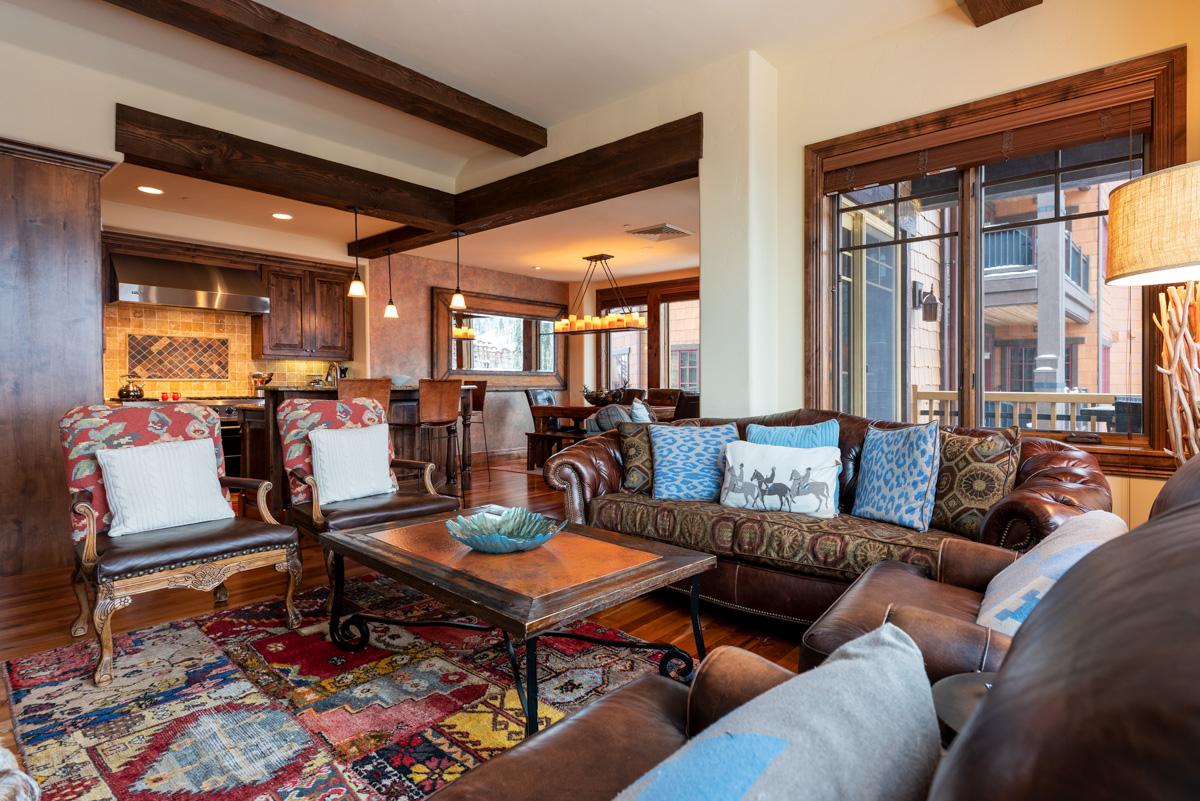 Luxury vacation rentals usa - Utah - Deer valleyresort - Silver strike at empire pass - #605 | 4 BDM - Image 1/20