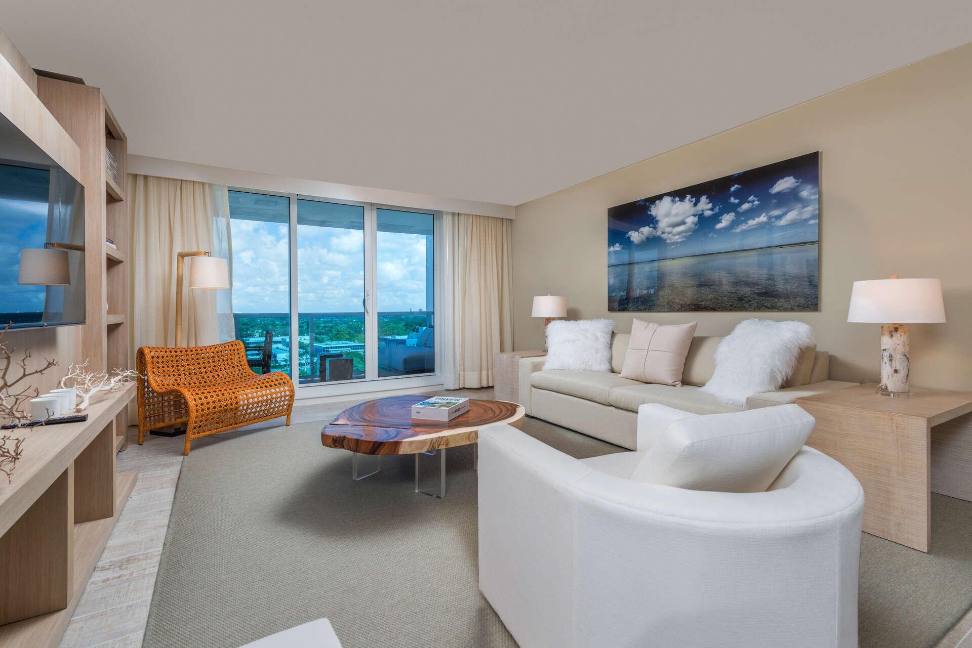 Luxury vacation rentals usa - Florida - Miami beach - Eco hotel southbeach - #1127 | 1 BDM City View - Image 1/16