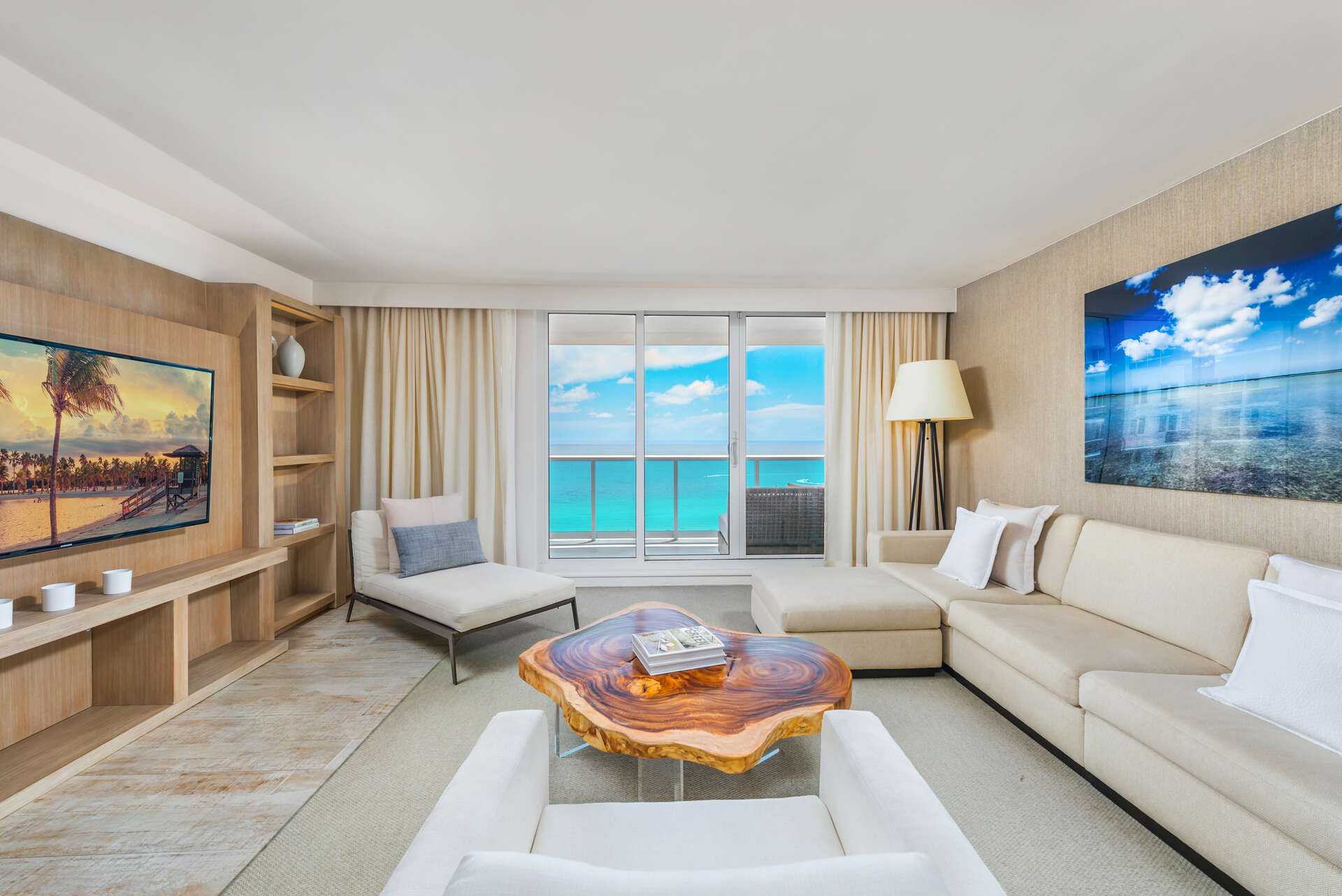 Luxury vacation rentals usa - Florida - Miami beach - Eco hotel southbeach - #1544 | 3 BDM Oceanfront - Image 1/20