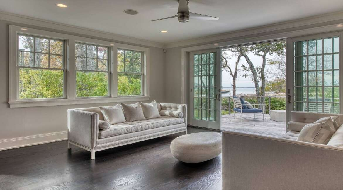 - Peconic Bay Waterfront Home - Image 1/17