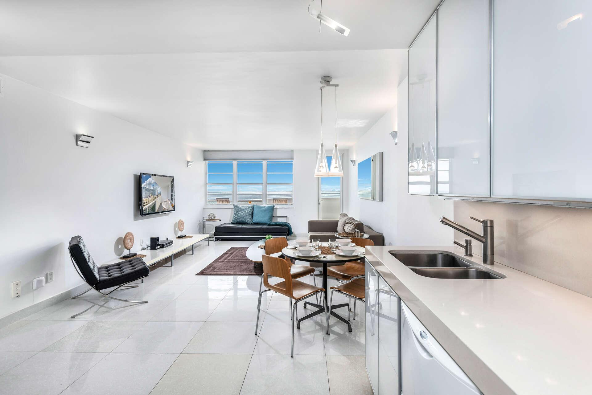 Luxury vacation rentals usa - Florida - Miami beach - No location 4 - Decoplage - Image 1/12