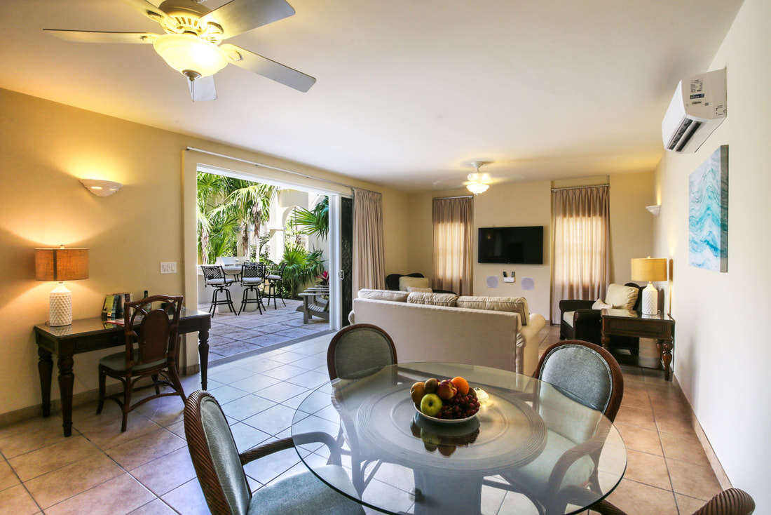 Luxury villa rentals caribbean - Turks and caicos - Providenciales - Windsong resort - 1 Bedroom Lanai Bungalow - Image 1/10