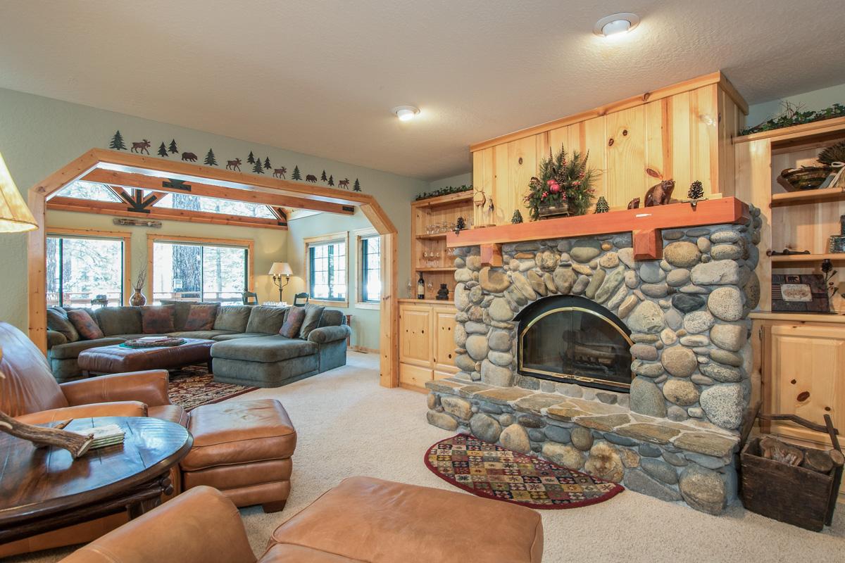 Luxury vacation rentals usa - California - Lake tahoe ca - Fairway Run Cabin - Image 1/24