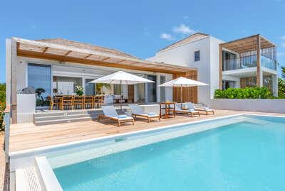 5 BDM Beachfront Villa