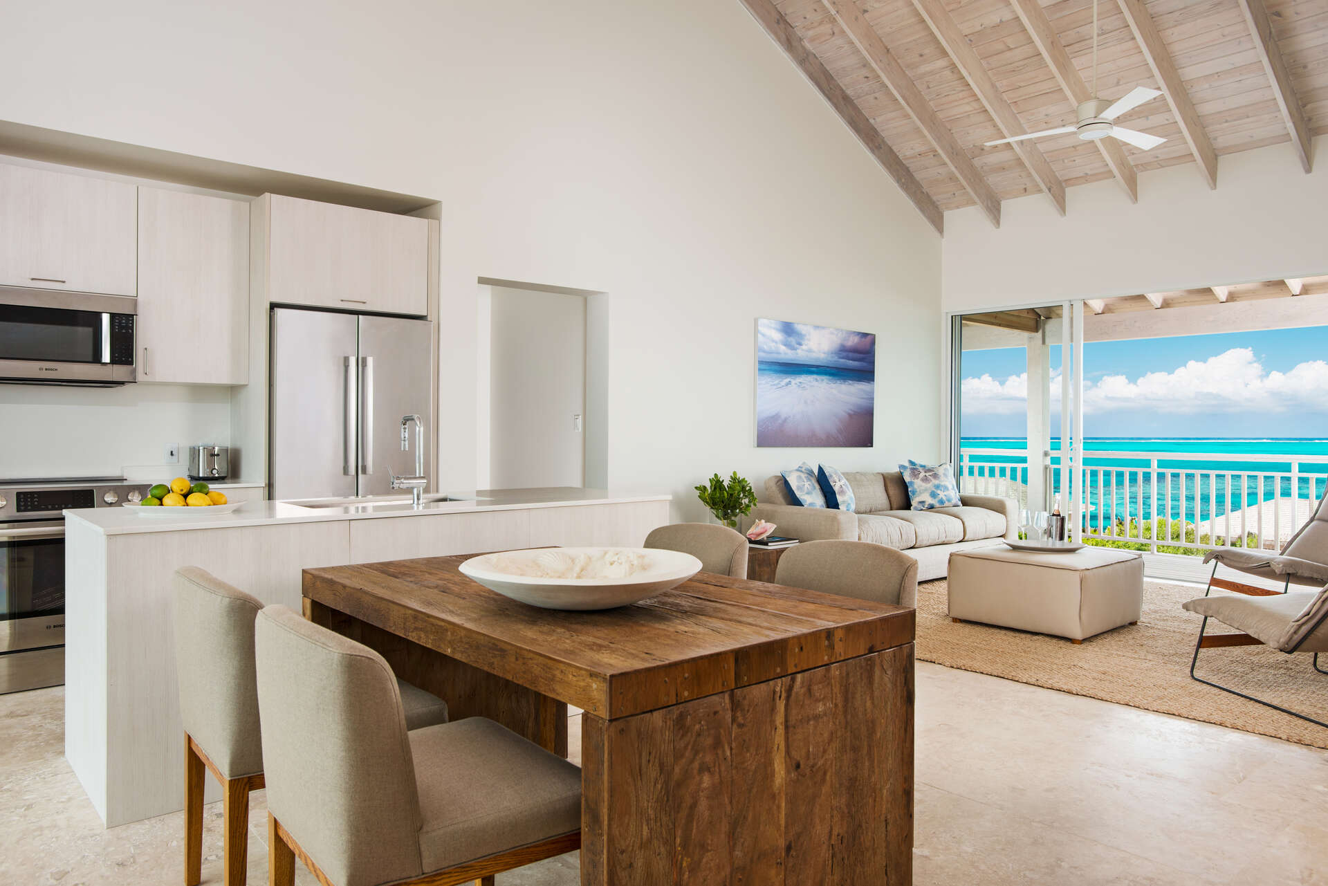 Luxury villa rentals caribbean - Turks and caicos - South caicos - Sailrock resort - Ridgetop 2 BDM - Image 1/14