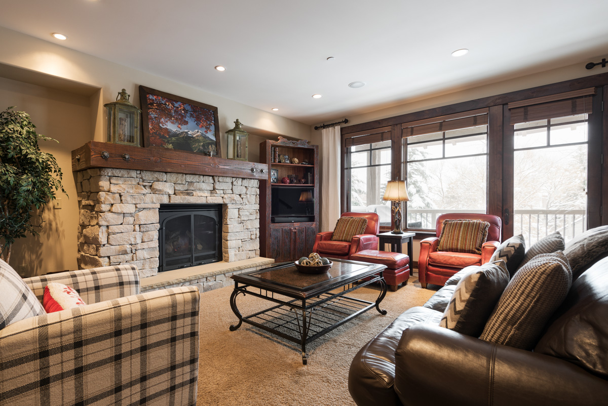 Luxury vacation rentals usa - Utah - Parkcity - Silver star at park city - #902 | 3 BDM TH with Spa - Image 1/19