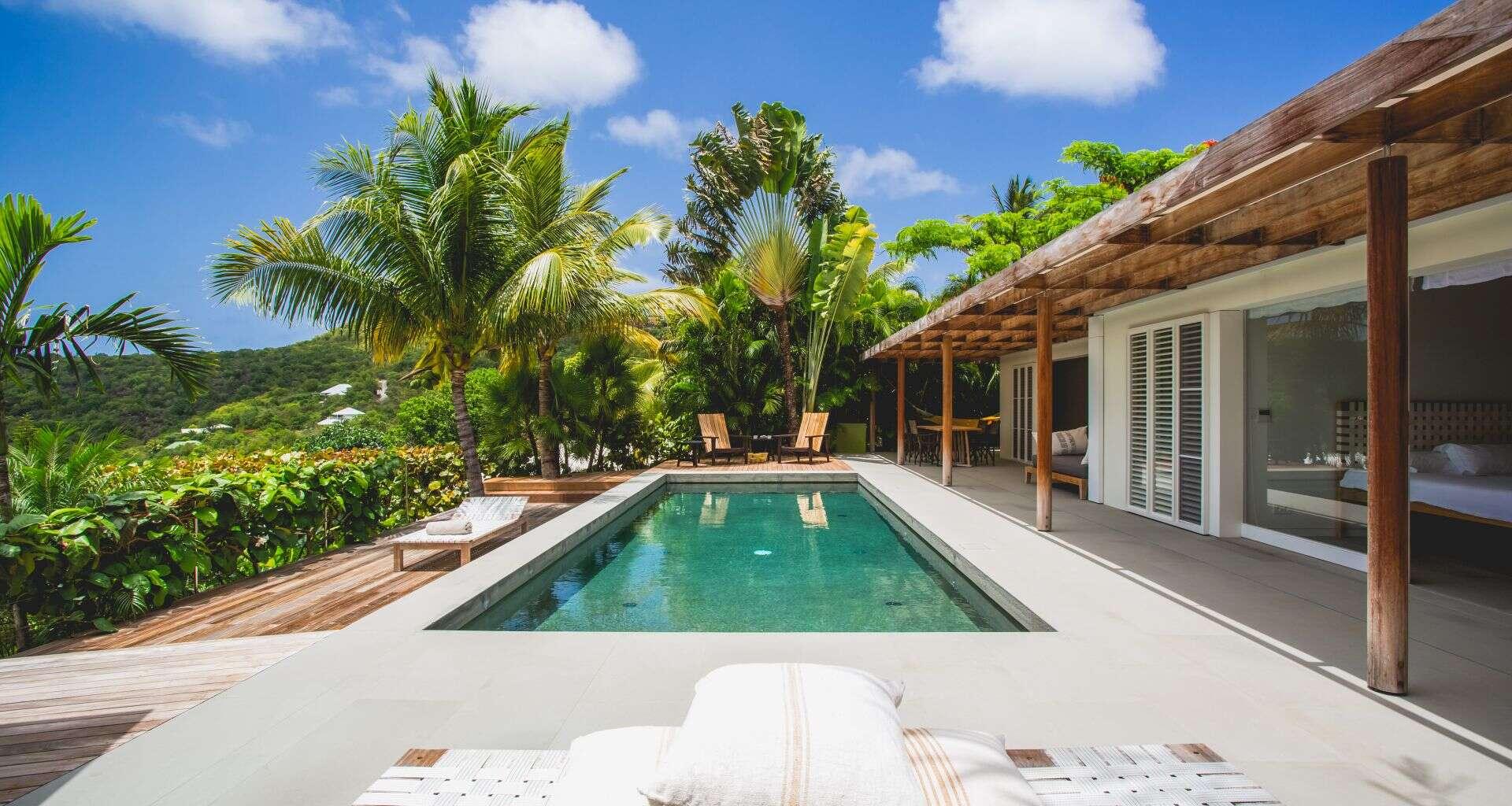 Luxury villa rentals caribbean - St barthelemy - Saint jean - No location 4 - Alaia - Image 1/13