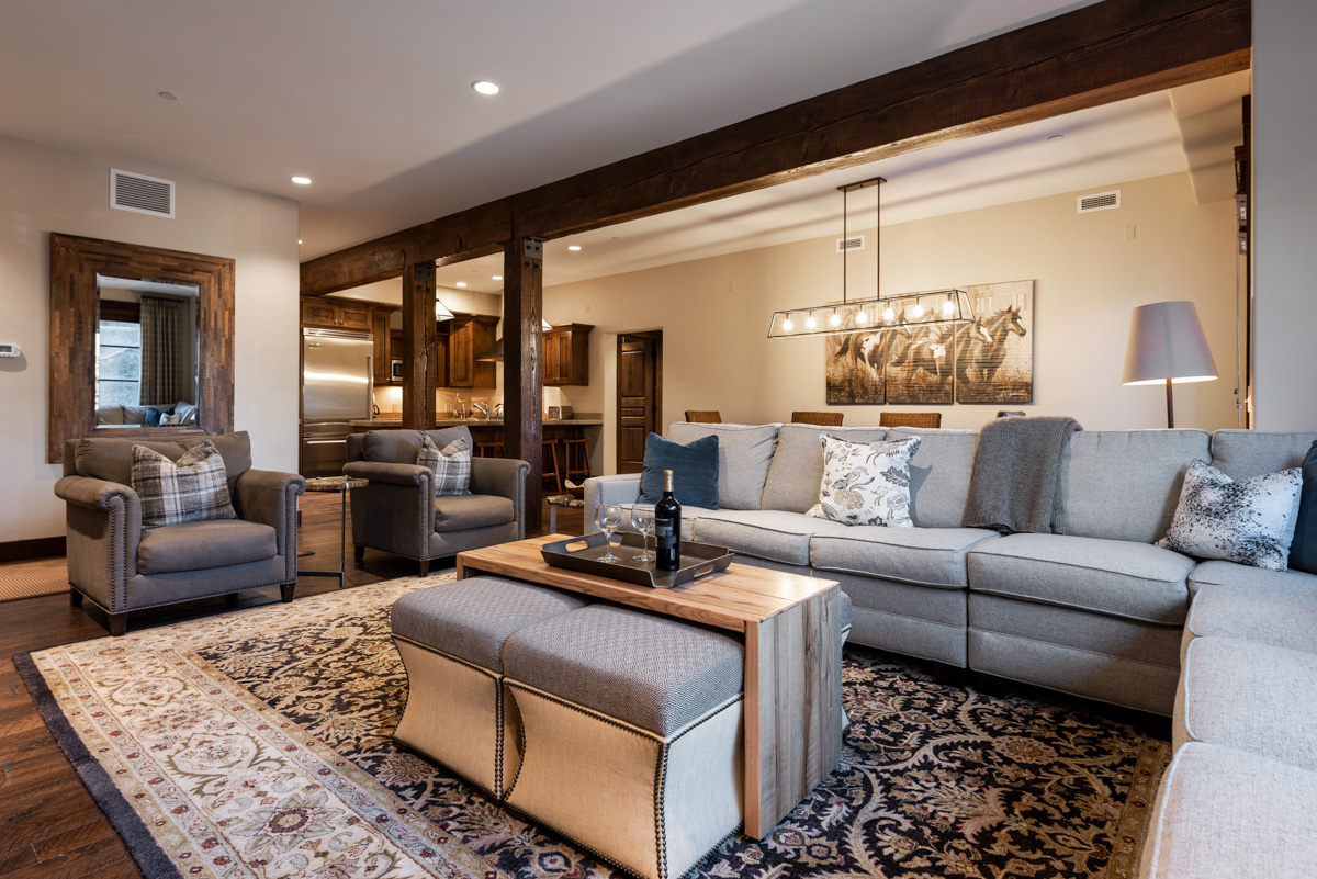 Luxury vacation rentals usa - Utah - Parkcity - Silver star at park city - #2102 | 3 BDM with Spa - Image 1/25