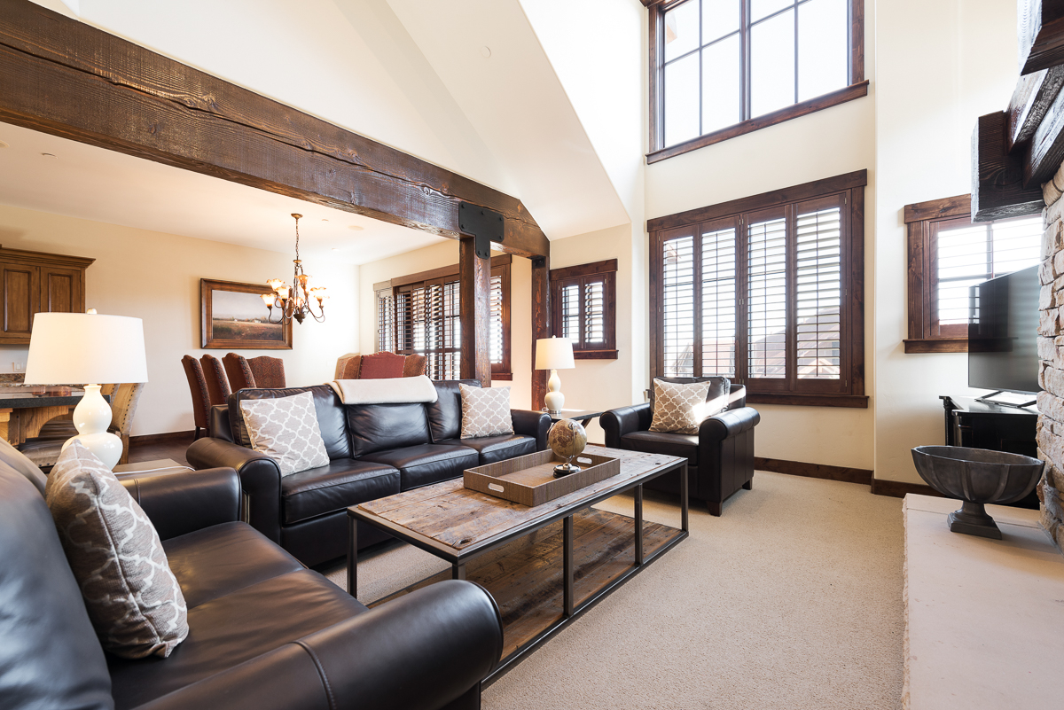 Luxury vacation rentals usa - Utah - Parkcity - Silver star at park city - #39 | 4 BDM with Spa - Image 1/24