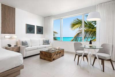 Oceanfront Grand Studio