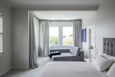 Large master bedroom with King bed and ensuite