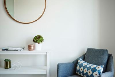 modern and comfortable sofa