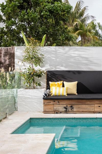 stunning outdoor seating area