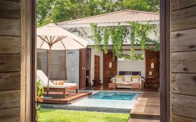 Pool Villa 1 BDM