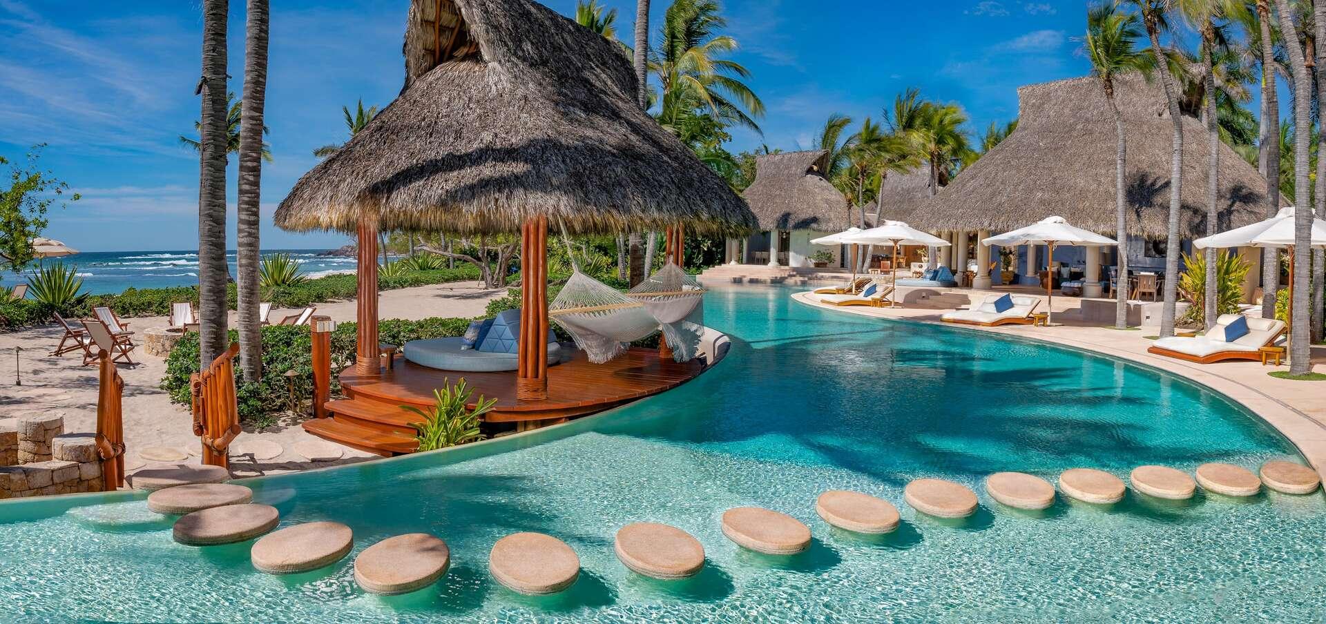 Luxury vacation rentals mexico - Punta mita - Signature estates - Palmasola - Image 1/38