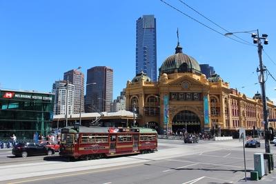 Melbourne's most prestigious buildings nearby