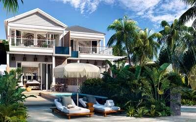 Beachfront Loft 1 BM