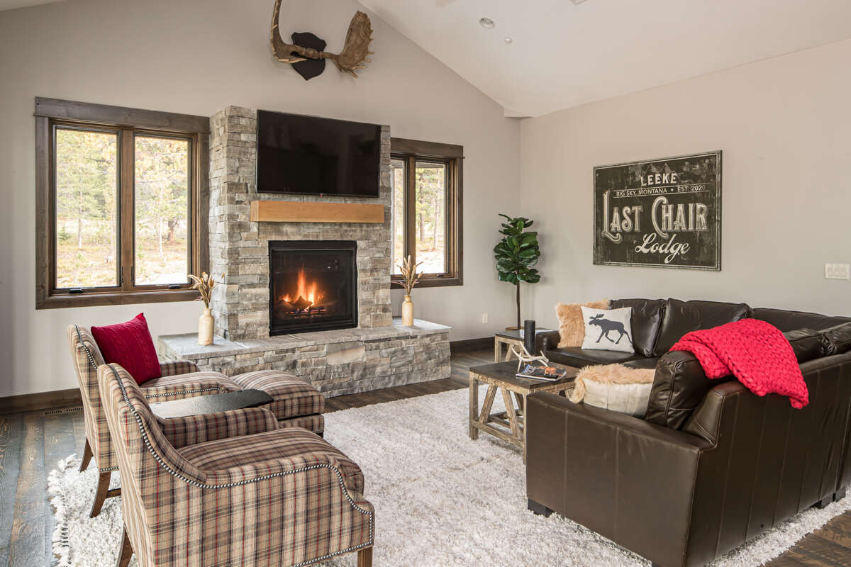Luxury vacation rentals usa - Montana - Big sky - Last Chair Lodge - Image 1/29