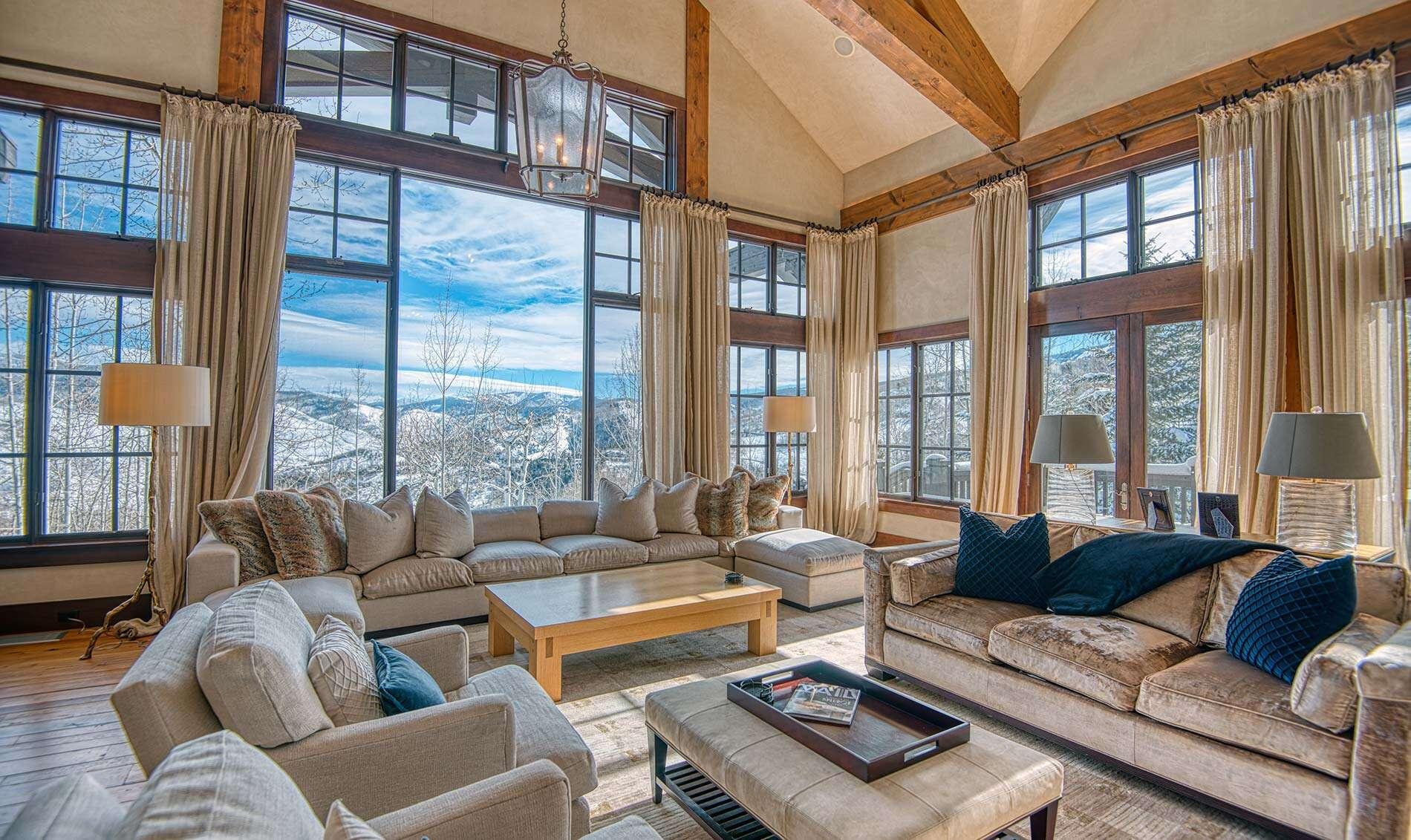Luxury vacation rentals usa - Colorado - Avon - Bachelor gulch - 917 Bachelor Ridge - Image 1/43