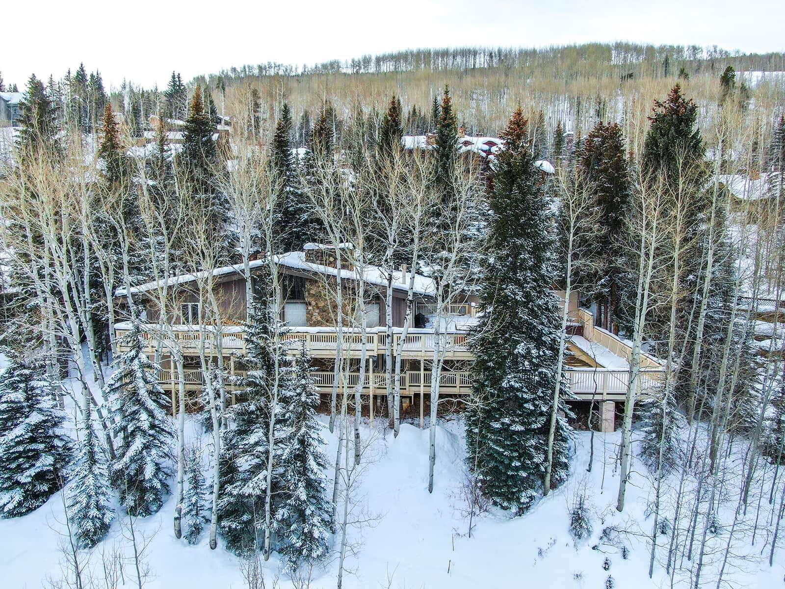 Luxury vacation rentals usa - Colorado - Vail - 225 Forest Road - Image 1/39