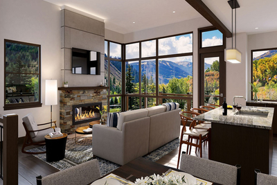 Riverfront Townhouse #7