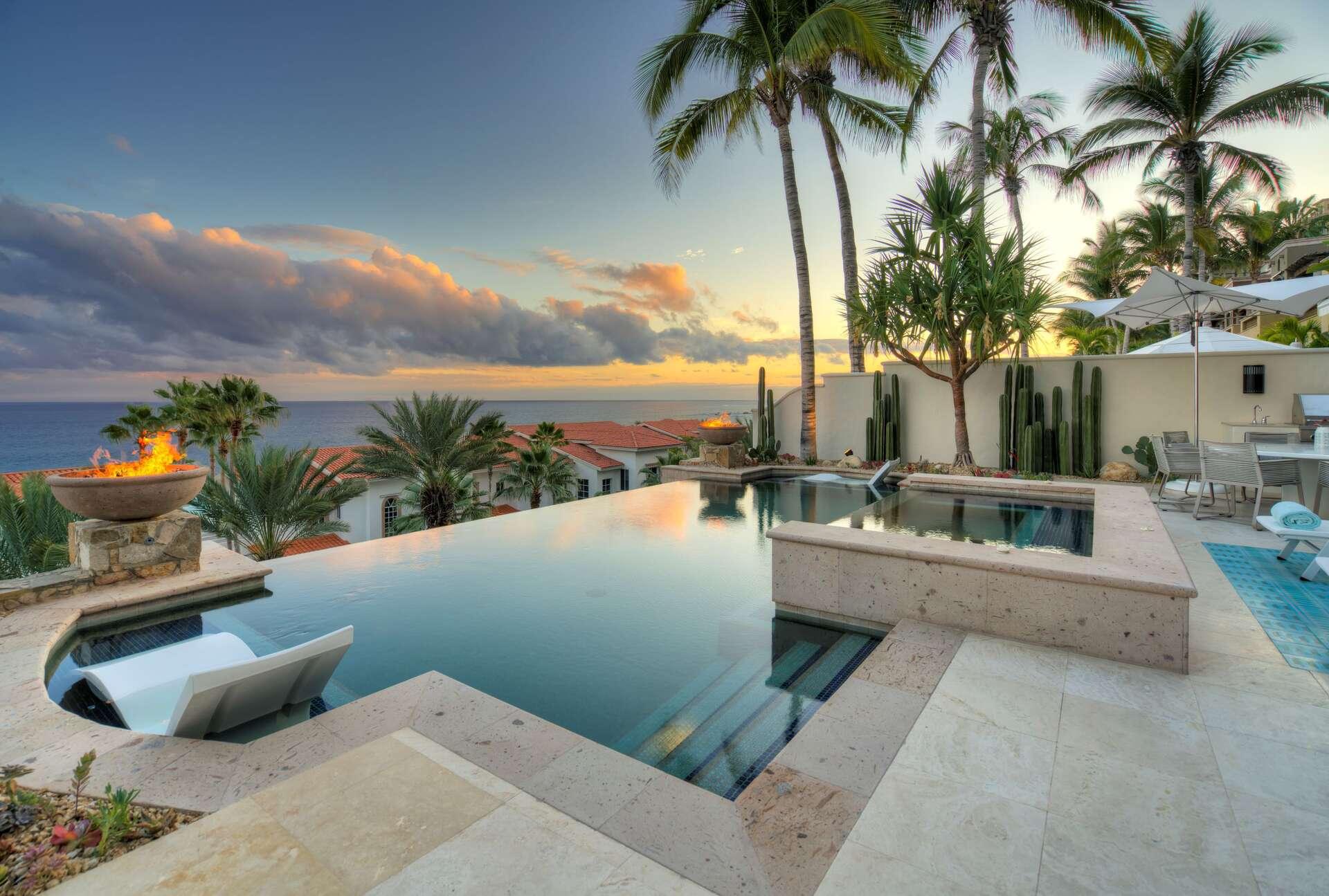 Luxury vacation rentals mexico - Los cabos - Los cabos corridor - Villas delmar - Oceanview 364 - Image 1/19