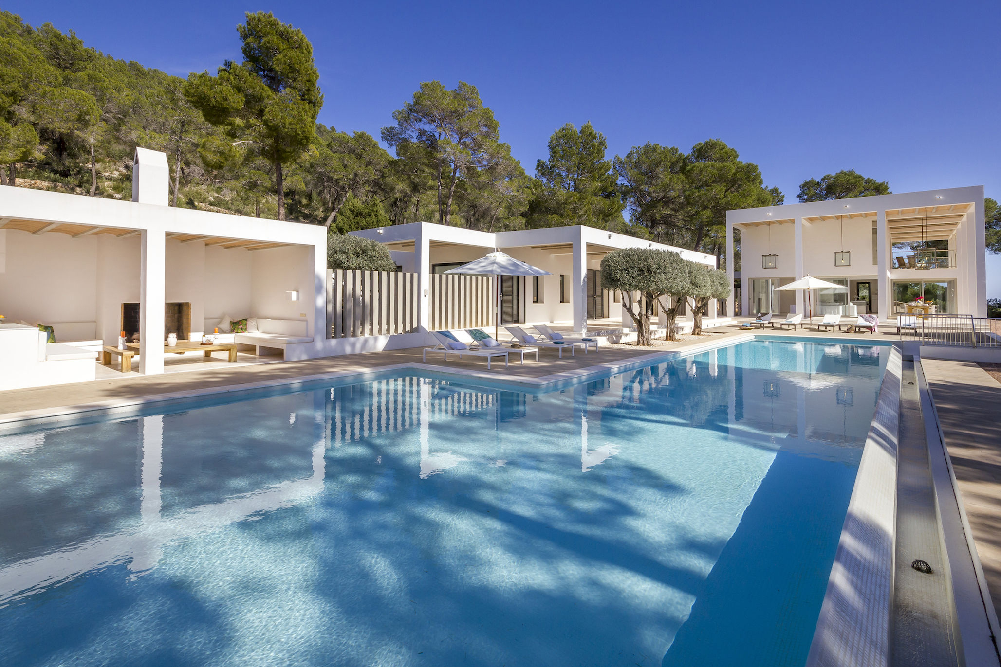 Luxury vacation rentals europe - Spain - Balearic islands ibiza - Santllorencdebalafia - Can Morna Laurana - Image 1/35