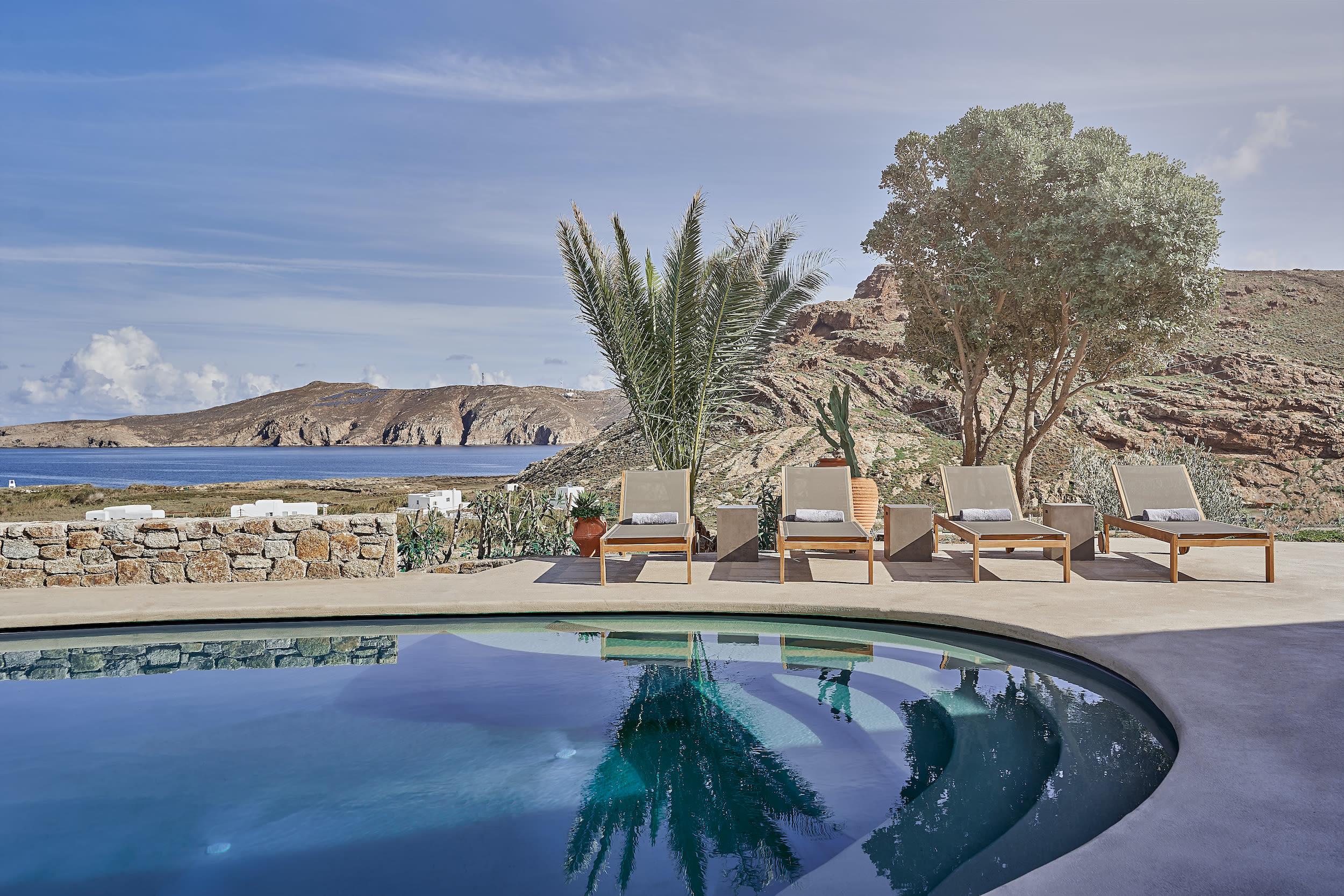 Luxury vacation rentals europe - Greece - Mykonos - Panormos - Villa Phoenix - Image 1/36