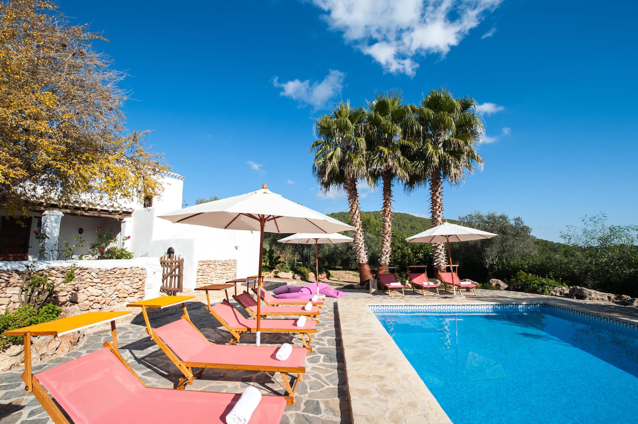 Luxury vacation rentals europe - Spain - Balearic islands ibiza - Finca Aleece - Image 1/28