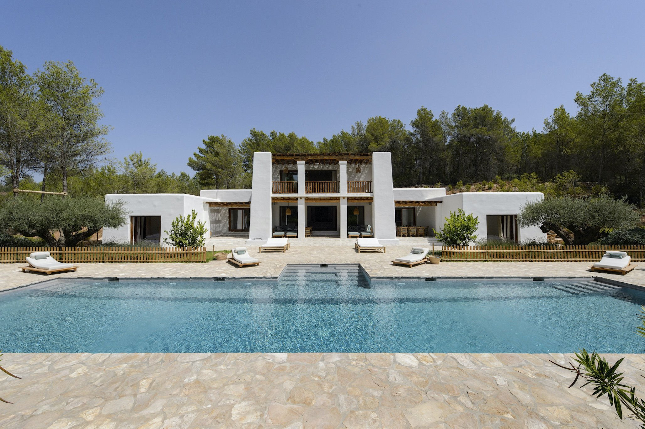 Luxury vacation rentals europe - Spain - Balearic islands ibiza - Blakstad San Rafael - Image 1/48